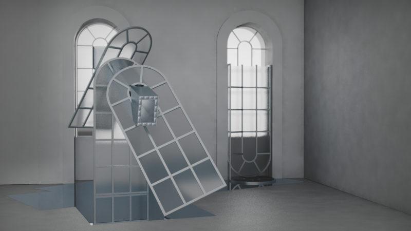 Vizualizace Petra Stanického pro londýnské bienále